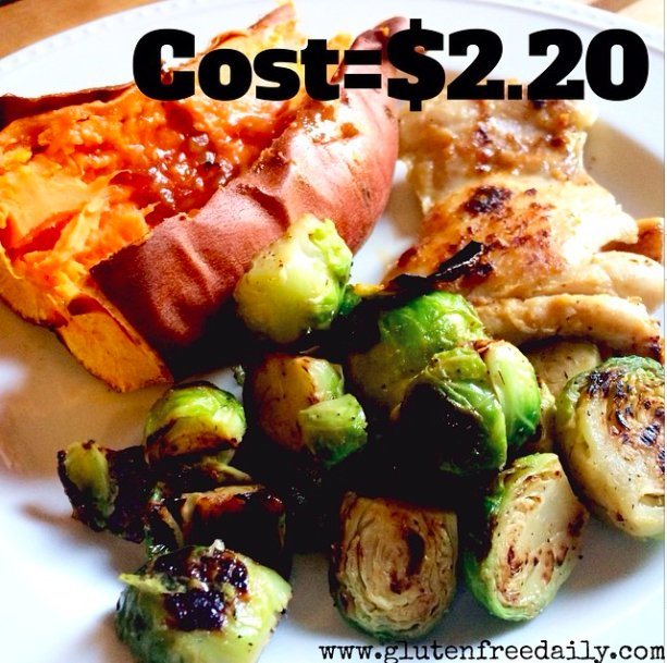 Optimal nutrition on a budget